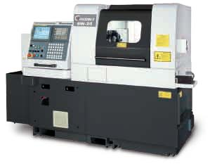 Automatic machine prutkovy turning GOODWAY of fashions. SW-20 with ChPU FANUC the Lathe with ChPU of the Swiss GOODWAY type of SW-20antikrizisnye of a discount to 20%!