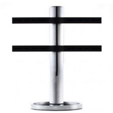 Моторизированная настольная, поворотная стойка mMotion Twist Small Silver