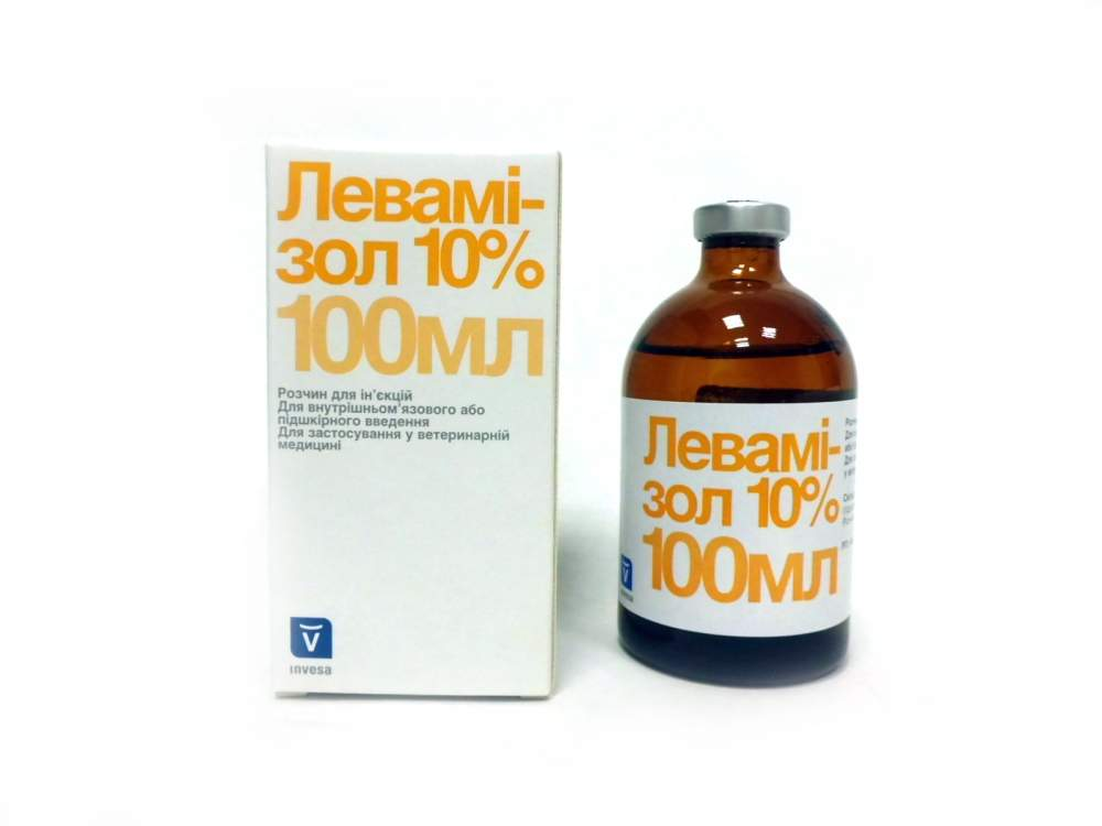 Левамизол фото