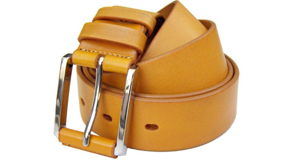 Ремни мужские кожаные желтый кожаный ремень купить в нижнем новгороде