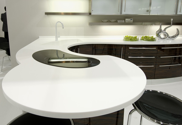 Купить Кухонная столешница из Искусственногокамня(Кварцита)