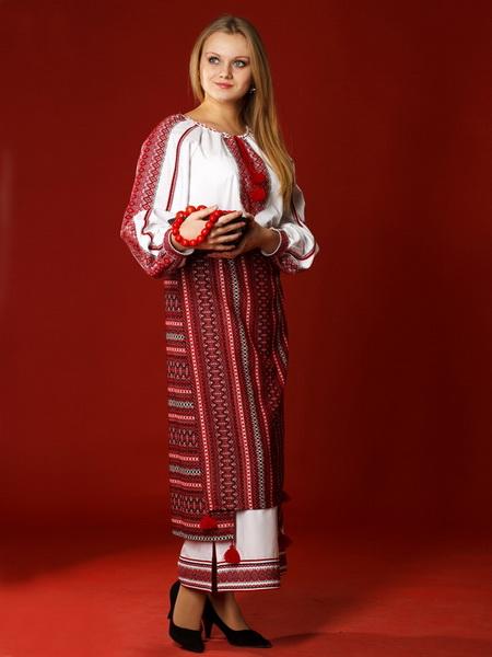 Вишитий жіночий костюм - вишиванка ЖК 9 купити в Тернопіль 39595721a981c
