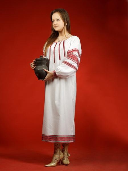 Женское платье - вышиванка ЖП 6-81 купить в Тернополе 4316f3e1a9265