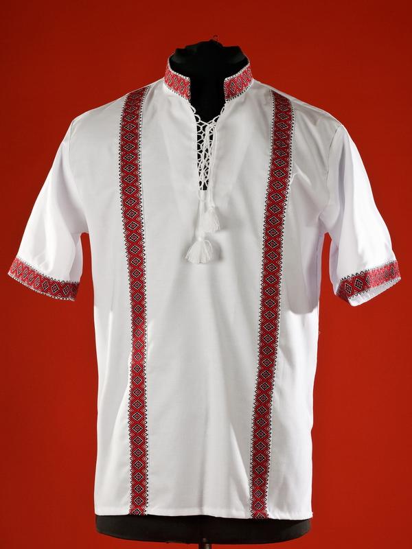 Чоловіча сорочка-вишиванка дитяча ЧС 17-16s купити в Тернопіль 9b26ac5d46883