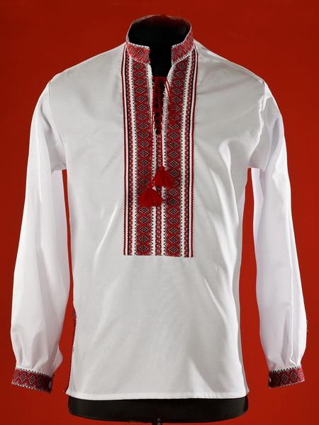 Купить Мужская рубашка-вышиванка ЧС 9-16