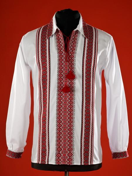 Чоловіча сорочка-вишиванка ЧС 6-16 купити в Тернопіль a74310f19ff9c