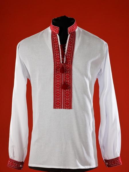 Чоловіча сорочка-вишиванка ЧС 2-13 купити в Тернопіль c3802f97a484e