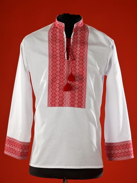 Чоловіча сорочка-вишиванка ЧС 13-11 купити в Тернопіль 8b4064fdb77f2