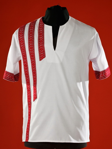 Чоловіча сорочка-вишиванка ЧС 18-13 купити в Тернопіль 206742851d7c0