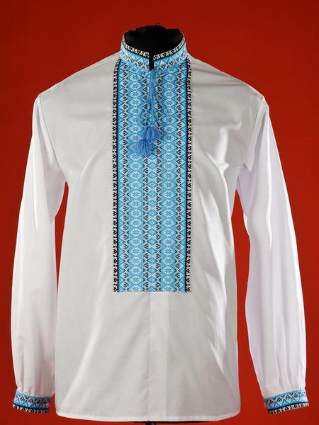 Купить Мужская рубашка-вышиванка ЧС 1-4