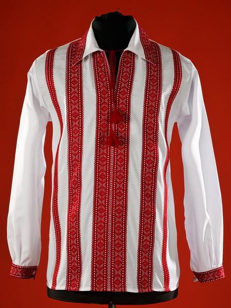 Купить Мужская рубашка-вышиванка ЧС 5-13