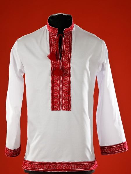 Купить Мужская рубашка-вышиванка ЧС 8-13