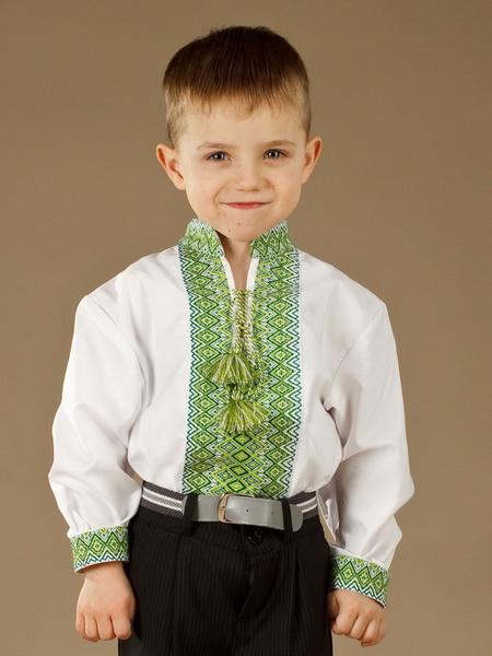 Чоловіча сорочка-вишиванка ЧС 2-15 купити в Тернопіль 862aa75da8756