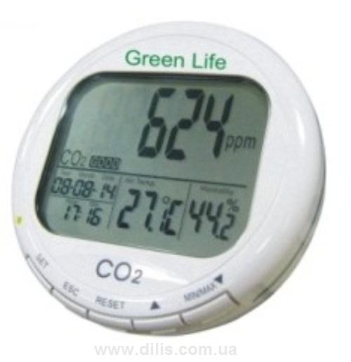 Монитор-даталоггер CO2 - AZ-7798, газоанализатор