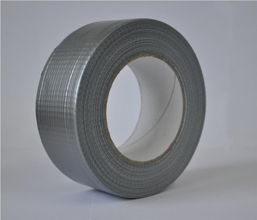 Купить Сантехническая клейкая лента на тканевой основе (duct tape)