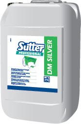 Купить Жидкий бесфосфатный стиральный порошок DM SILVER