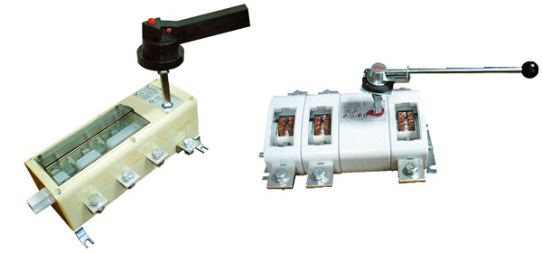 Buy Switches - disconnectors of the BHK 250 - 1600A/series ~ 660B/~ 380B/~ 440B/~ 220B