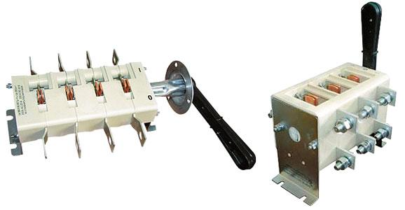 Купить Выключатели - разъединители серии ВР32 100 - 630A/ ~ 660B/ ~ 380B/ - 440B/ - 220B