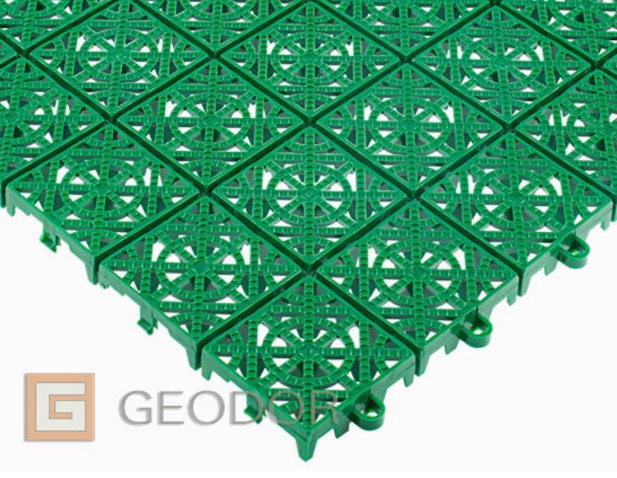 Купить Модульные пластиковые покрытия ГЕОДОР. Покрытие СТЕП