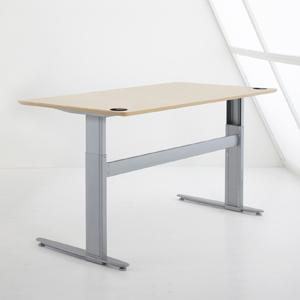 Table with the ConSet 501-27-7S 084 electric drive