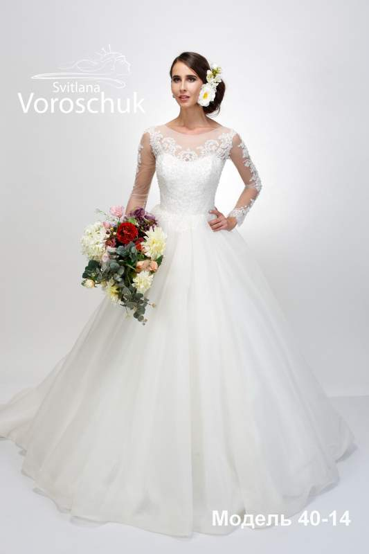 Wedding dress, model 14-41