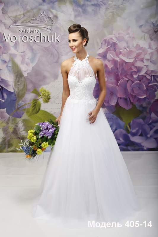 Wedding dress, model 405 SALE