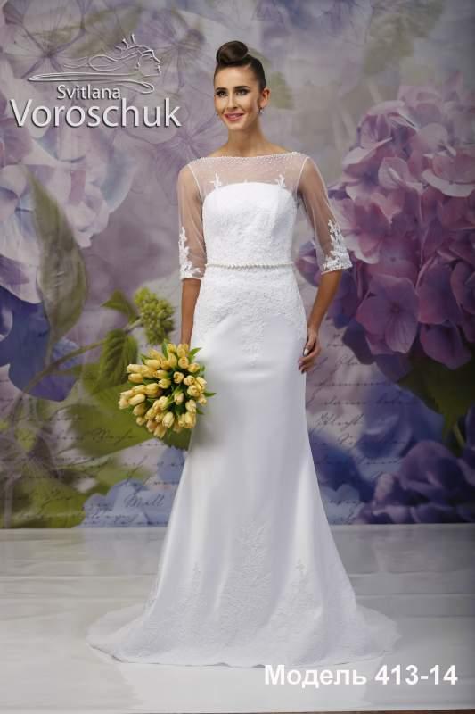 Wedding dress, model 413