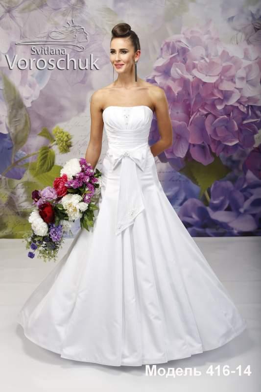 Wedding dress, model 416