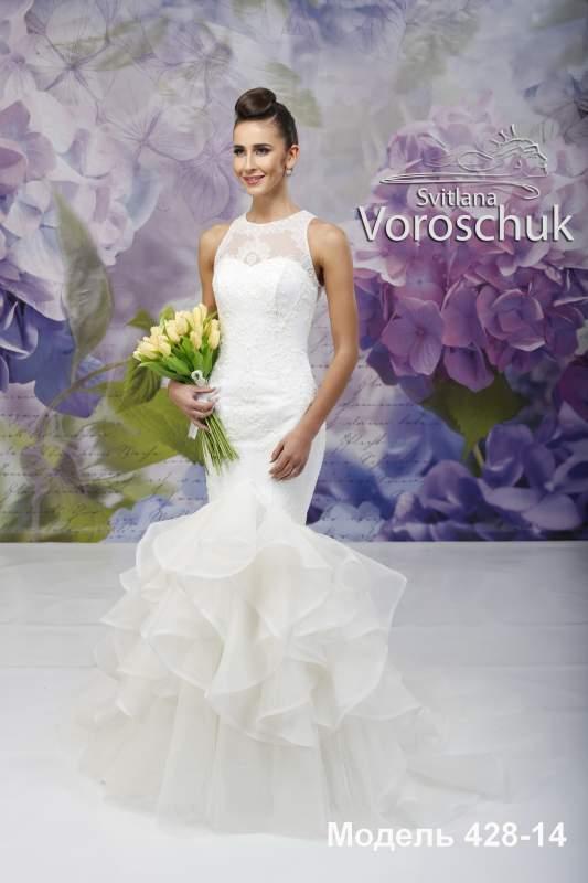 Wedding dress, model 428