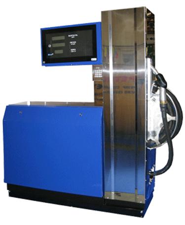 Колонки топливораздаточные   Оборудование для автозаправок  Шельф 100 1 КЕД-300-0,25-1-1