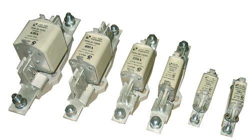 Купить Предохранители серии ППН от 2 - 3200A/690B/ 500B/ 400B/440B/220B