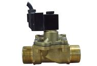 """Клапан электромагнитный двойного действия 1,5""""  solenoid valve 1,5"""""""
