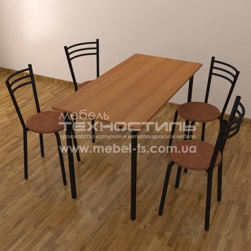 Столы обеденные для столовой (1200х600 мм.)