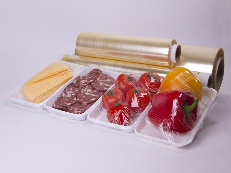 Пленка для пищевых продуктов ПВХ