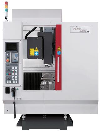 Центры обрабатывающие с возможностью обработки с 5 сторон Akira-Seiki RMV-160/250RT