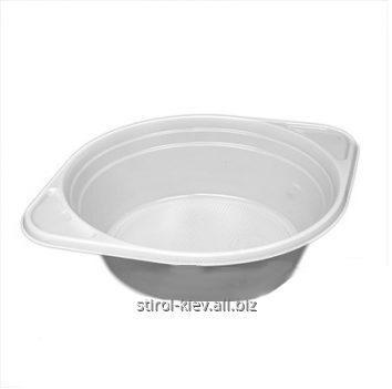 Тарелки одноразовые 150А ПС,  объём – 300см³