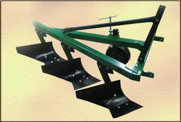 Buy Tractor plows mounted PTN-3 (three shell)