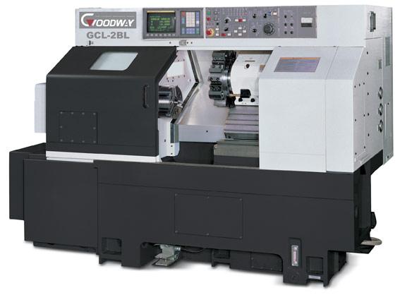 Станок токарный Goodway GCL-2B с ЧПУ Fanuc 0-iTD