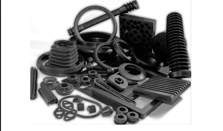 Rubber products in assortmen