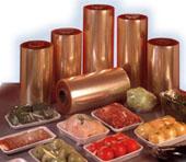 Купить Пищевая стретч-пленка ПВХ (дышащая) от 8мкм, от 300мм, от 1000м