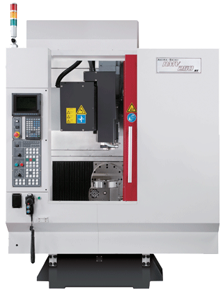 Станки фрезерные с возможностью обработки с 5 сторон Akira-Seiki RMV-160/250RT