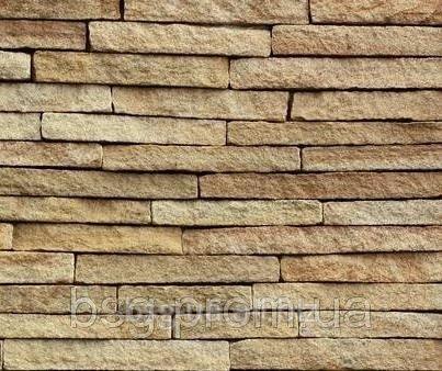Фасадно-стеновая нарезка из песчаника