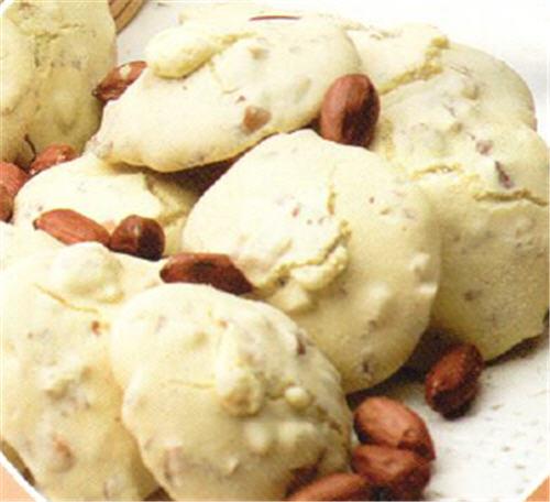 Нежное безе Французское с орешками