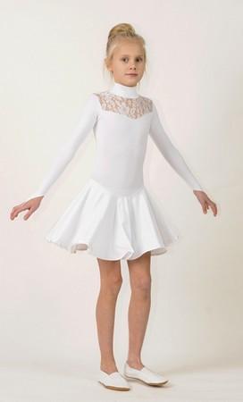 Платье танцевальное П1494