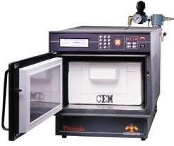 Микроволновые системы для ускоренного озоления -Phoenix