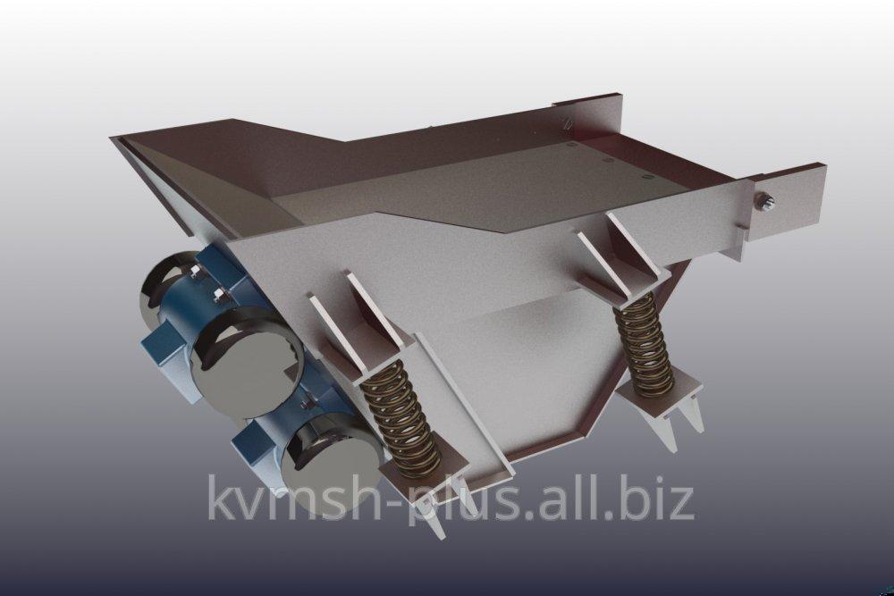 Купить Вибропитатели ПВО для магнитных сепараторов