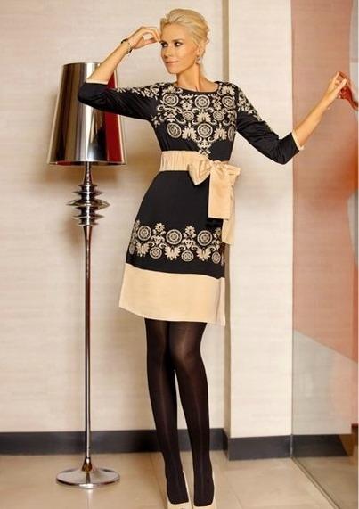 Плаття з вишивкою ручної роботи іспанської марки Niza купити в Донецьк 9fb7bef368747