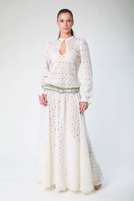 4af2935af47 Платье длинное белое с ремнём купить в Симферополе