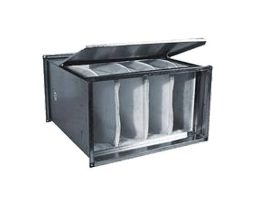 Фильтры кассетные  Карманные фильтрбоксы SCF (без фильтра)  Карманный фильтробокс серии SCF 40-20 Aerostаr     Артикул :359