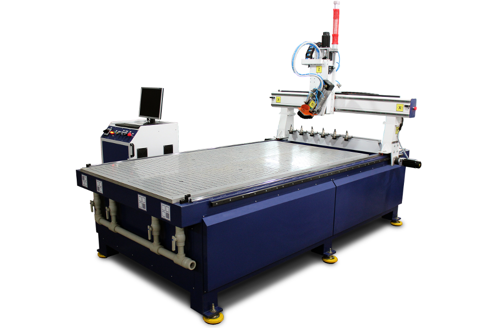 Buy The milling machine with ChPU ATS-2513.4D Automatic